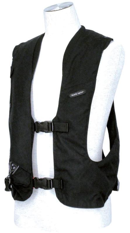 airbag vest hest